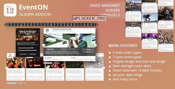 EventOn Slider Addon v3.0.0