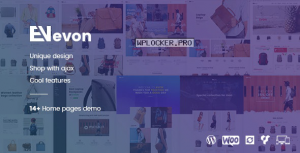 Evon v2.8 – Bag Store WooCommerce WordPress Theme