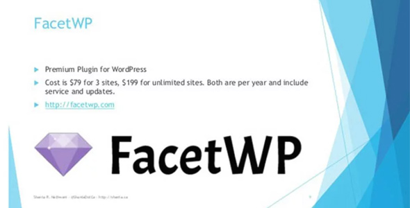 FacetWP v3.8.6 + Addons