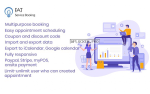Fat Services Booking v3.1 – Automated Booking and Online Scheduling