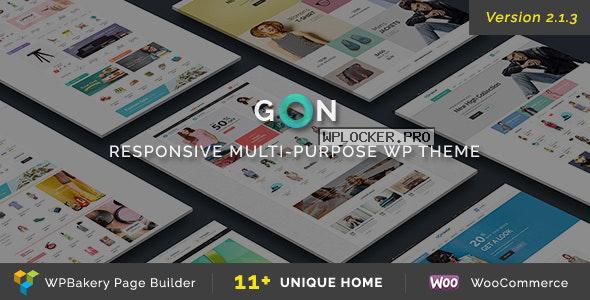 Gon v2.1.3 – Responsive Multi-Purpose Theme