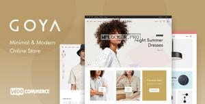 Goya v1.0.3 – Modern WooCommerce Theme