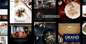 Grand Restaurant v5.9.1 – Restaurant Cafe Theme