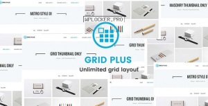 Grid Plus v3.0 – Unlimited Grid Layout