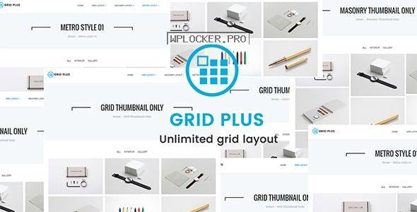 Grid Plus v3.0 – Unlimited Grid Layout