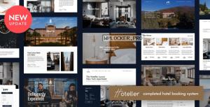 Hoteller v4.8 – Hotel Booking WordPress