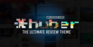 Huber v2.27 – Multi-Purpose Review Theme