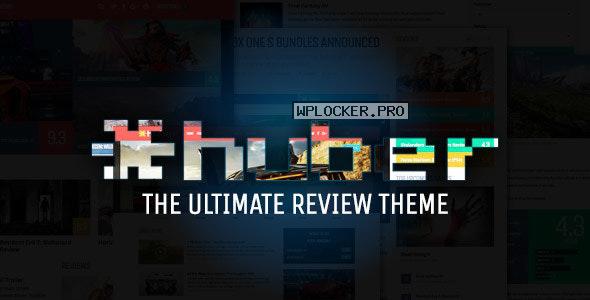 Huber v2.27 – Multi-Purpose Review Theme