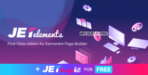JetElements v2.4.1 – Addon for Elementor Page Builder