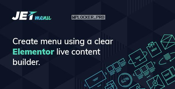JetMenu v2.0.6 – Mega Menu for Elementor Page Builder