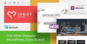 Jobify v3.16.0 – WordPress Job Board Theme