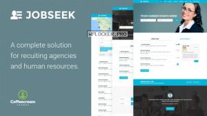 Jobseek v2.17 – Job Board WordPress Theme