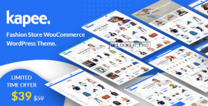 Kapee v1.3.6 – Fashion Store WooCommerce Theme