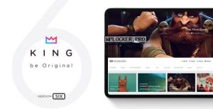 King v6.1 – WordPress Viral Magazine Theme