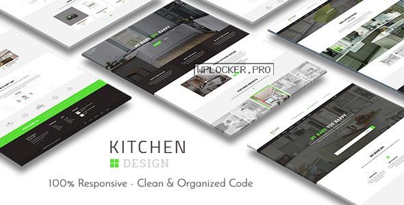 Kitchen v3.1.5 – Design Responsive WordPress Theme