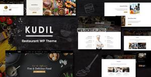 Kudil v2.0 – Cafe, Restaurant WordPress Theme