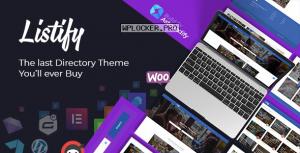 Listify v2.13.4 – WordPress Directory Theme