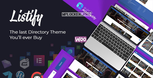 Listify v2.13.4 – WordPress Directory Theme