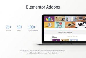 Livemesh – Addons for Elementor Pro v6.9.1