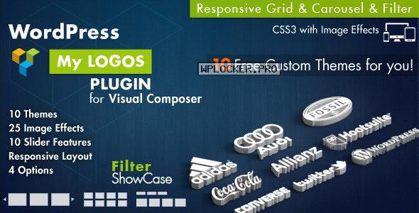Logos Showcase for Visual Composer WordPress v2.8