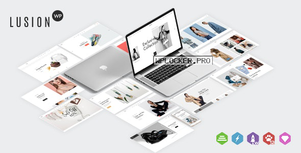 Lusion v1.2.0 – Multipurpose eCommerce WordPress Theme