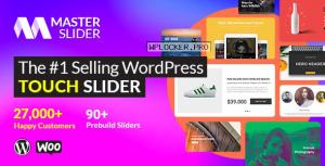 Master Slider v3.4.5 – WordPress Responsive Touch Slider