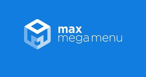 Max Mega Menu Pro v2.1.3 – Plugin For WordPress