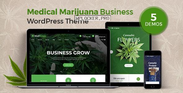 MediGreen v1.1.0 – Cannabis & Medical Marijuana Shop
