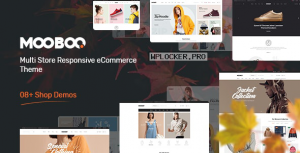 Mooboo v1.0.5 – Fashion Theme for WooCommerce WordPress