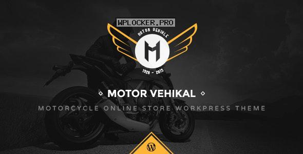 Motor Vehikal v1.6.5 – Motorcycle Online Store WordPress Theme
