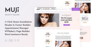 Muji v1.1.0 – Beauty Shop & Spa Salon WordPress Theme