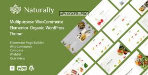 Naturally v1.2.3 – Organic Food & Market WooCommerce Theme