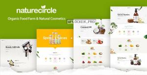 NatureCircle v1.0.8 – Organic Theme for WooCommerce