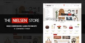 Nielsen v1.9.10 – The ultimate e-commerce theme
