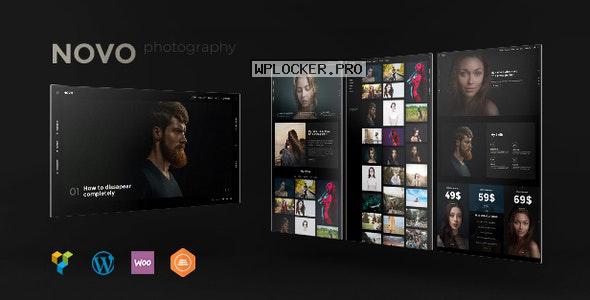 Novo v3.1.3 – Photography WordPress Theme