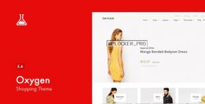 Oxygen v5.6 – WooCommerce WordPress Theme