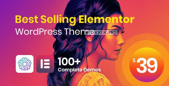 Phlox Pro v5.5.1 – Elementor MultiPurpose Theme