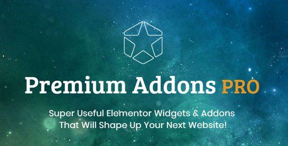 Premium Addons PRO v2.3.7