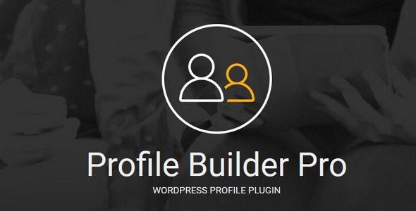 Profile Builder Pro v3.3.0 + Addons Pack