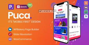 Puca v2.2.4 – Optimized Mobile WooCommerce Theme