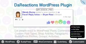 Reactions WordPress Plugin v3.11.0