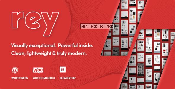 Rey v1.7.3 – Fashion & Clothing, Furniture