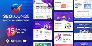 SEOLounge v2.3.0 – SEO Agency WordPress Theme