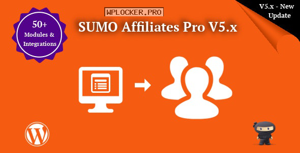 SUMO Affiliates Pro v6.8 – WordPress Affiliate Plugin