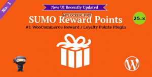 SUMO Reward Points v25.6 – WooCommerce Reward System