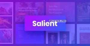 Salient v12.1.3 – Responsive Multi-Purpose Theme