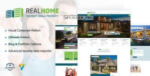 Single Property Theme v1.8