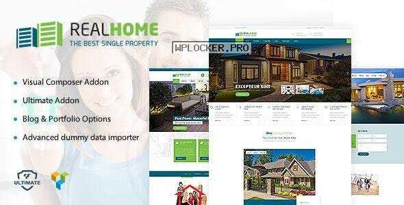 Single Property Theme v1.8