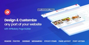 Smart Sections Theme Builder v1.5.6 – WPBakery Page Builder Addon