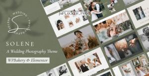 Solene v2.2.1 – Wedding Photography Theme